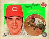 Johnny Bench 2013 Studio Plus Photo