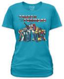 Juniors: Transformers - Autobot Crew Bluser