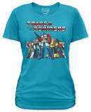 Juniors: Transformers - Autobot Crew T-shirts