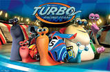 Turbo Racing Team Group Movie Poster Prints