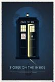 Doctor Who 50th Anniversary Art Print Poster Kunstdrucke