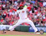 Johnny Cueto 2013 Action Photo