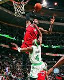 LeBron James 2012-13 Action Fotografía