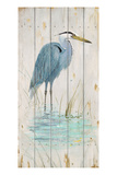 Blue Heron Prints by Arnie Fisk