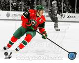 Zach Parise 2012-13 Spotlight Action Photo