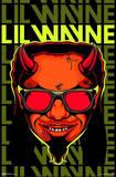 Lil Wayne Devil Music Poster Posters