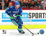 Henrik Sedin 2012-13 Action Photo