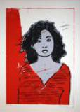 Red and Black, 2011 Limited Edition by Josef Hirthammer