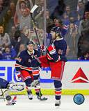 Rick Nash 2012-13 Action Photo