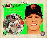 Buster Posey 2013 Studio Plus Photographie