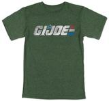 G.I. Joe - Retro Logo (slim fit) Tshirts