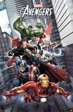Avengers Assemble Comics Poster Prints