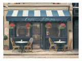Cafe Flora Prints by Marco Fabiano