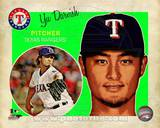 Yu Darvish 2013 Studio Plus Photo