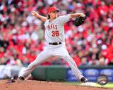 Jered Weaver 2013 Action Photographie