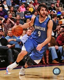 Ricky Rubio 2012-13 Action Photo