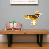 Letter X - Xavier the Xenops Wall Decal Wall Decal by Wee Society