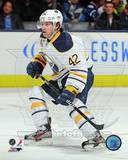 Nathan Gerbe 2012-13 Action Photo