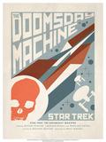 Star Trek Episode 35: The Doomsday Machine TV Poster Poster