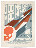 Star Trek Episode 35: The Doomsday Machine TV Poster Posters