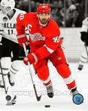 Henrik Zetterberg 2012-13 Spotlight Action Photographie