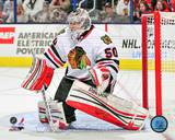 Corey Crawford 2012-13 Action Photo