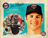 Joe Mauer 2013 Studio Plus Photo