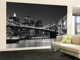 Horizon de New York Reproduction murale géante