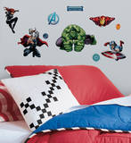 Avenger Assemble Peel & Stick Wall Decals Autocollant mural