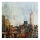 Sketch City Giclee Print by Ken Roko