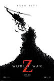 World War Z Movie Poster Pôsters