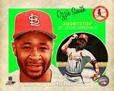 Ozzie Smith 2013 Studio Plus Photo
