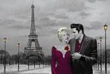 Paris Poster Photo by Consani Chris