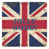 Jolly Good! Giclee Print by Sam Appleman