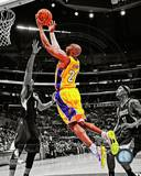 Kobe Bryant 2012-13 Spotlight Action Photographie