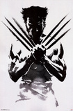Wolverine One Sheet Movie Poster Kunstdruck
