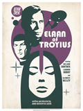 Star Trek Episode 68: Elaan of Troyius TV Poster Prints