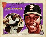 Willie McCovey 2013 Studio Plus Photo