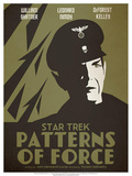 Star Trek Episode 50: Patterns of Force TV Poster Poster