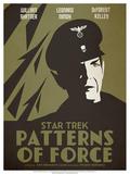 Star Trek Episode 50: Patterns of Force TV Poster Prints