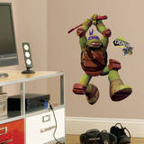 Teenage Mutant Ninja Turtles Don Peel &amp; Stick Giant Wall Decals Wall Decal