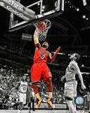LeBron James 2012-13 Spotlight Action Photo