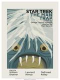 Star Trek Episode 1: The man Trap TV Poster Poster