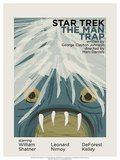 Star Trek Episode 1: The man Trap TV Poster Posters