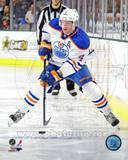 Taylor Hall 2012-13 Action Photo
