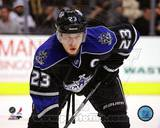 Dustin Brown 2012-13 Action Photo