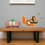 Letter C - Charlie the Chipmunk Wall Decal Wall Decal by Wee Society