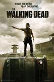 The Walking Dead - Season 3 Jailhouse TV Poster Print