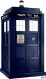 Tardis - Doctor Who Lifesize Standup Poster Stand Up