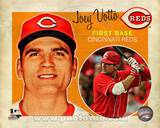 Joey Votto 2013 Studio Plus Photo
